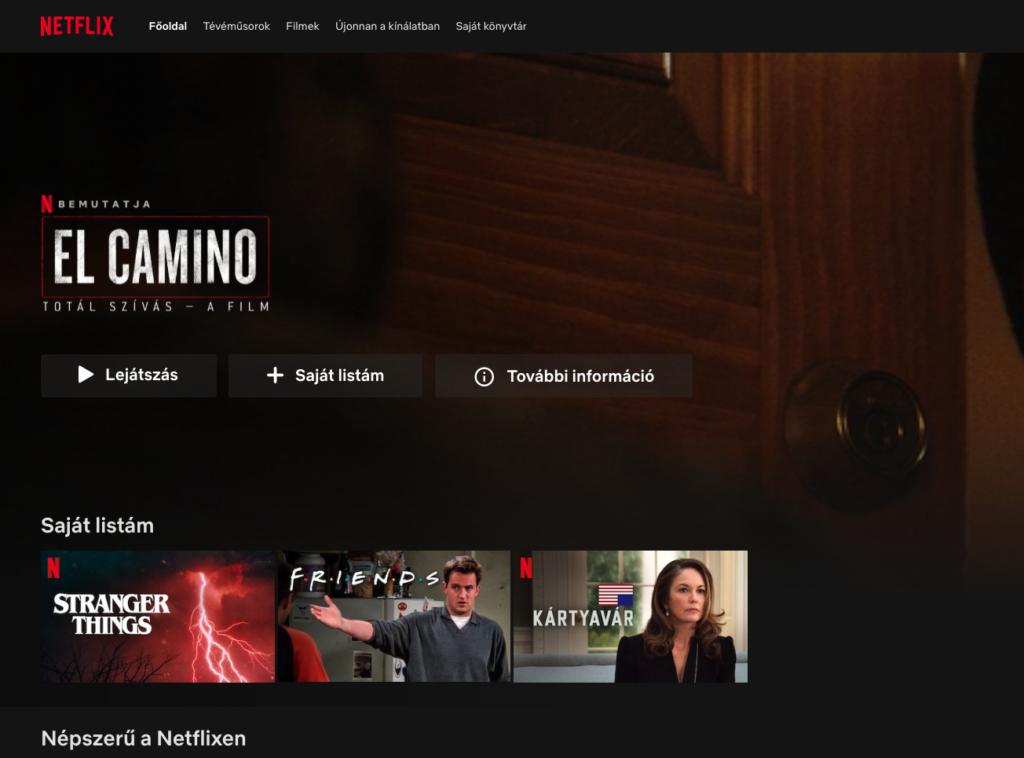 Netflix už hovorí česky aj maďarsky, zmena jazyku je dostupná aj pre Slovákov
